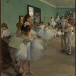 La classe de danse (1874)