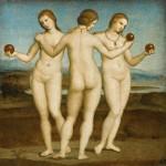 Le Tre Grazie (1504-1505)