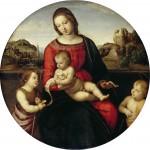 Madonna Terranuova (1505)
