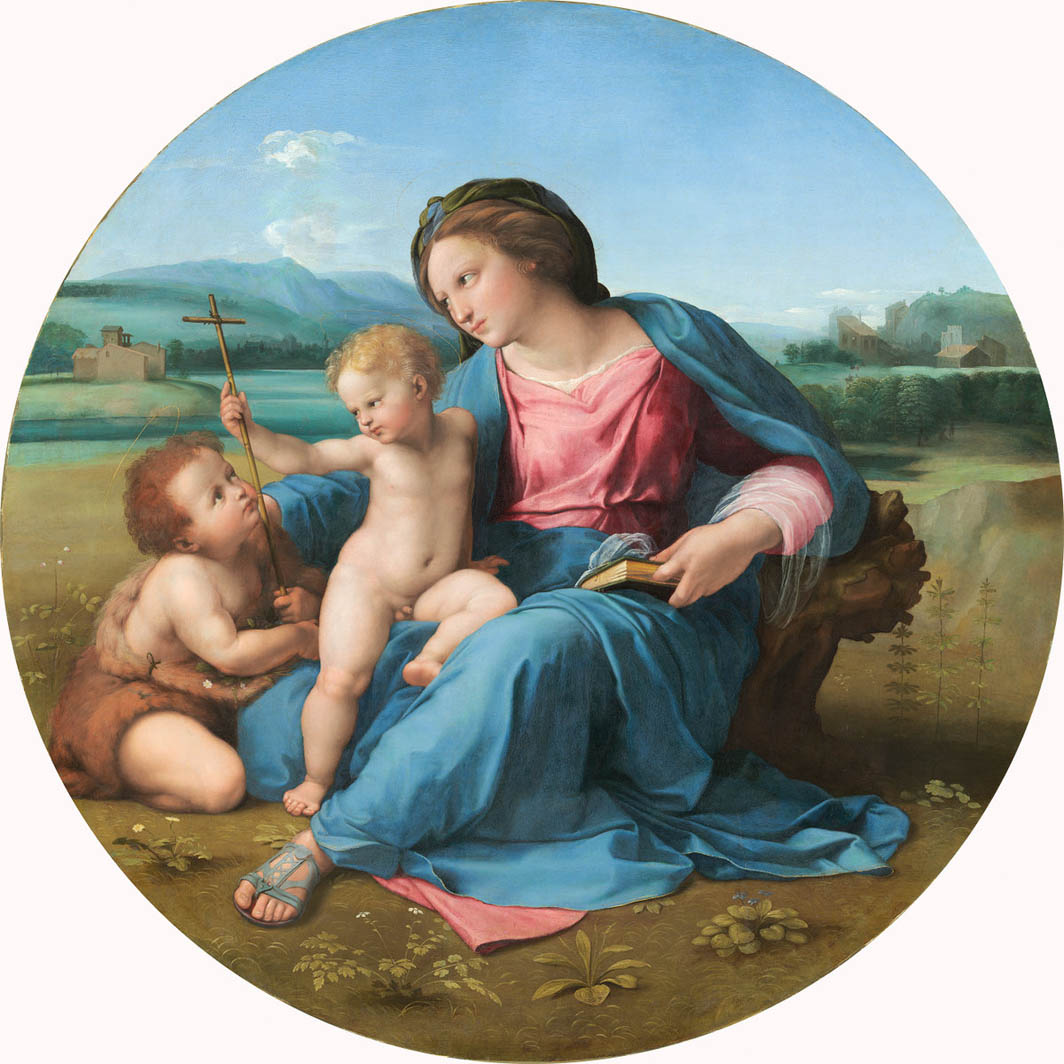 Madonna d'Alba (c. 1510)