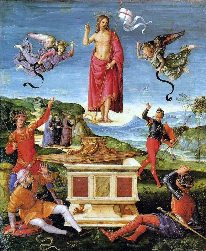 Resurrezione di Cristo (1499-1502)