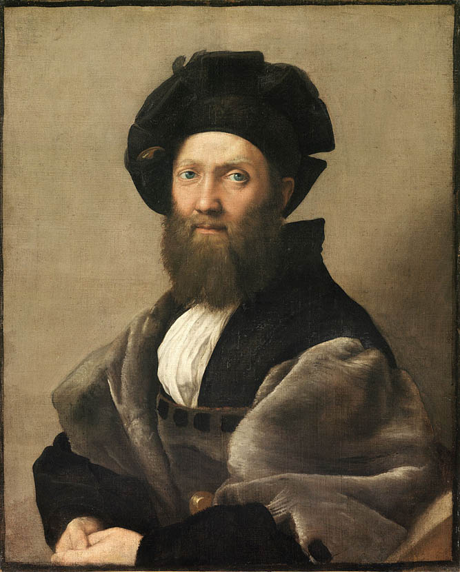 Ritratto di Baldassarre Castiglione (1514-1515)