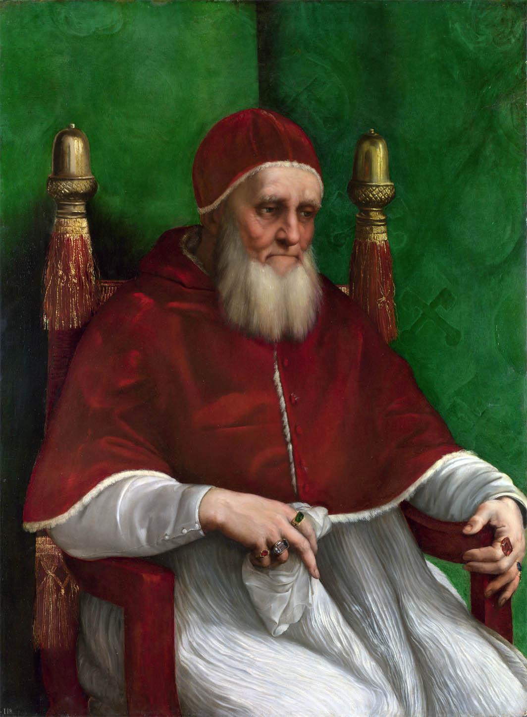 Ritratto di Giulio II (1511)