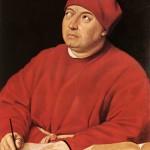Ritratto di Tommaso Fedra Inghirami (c. 1510)