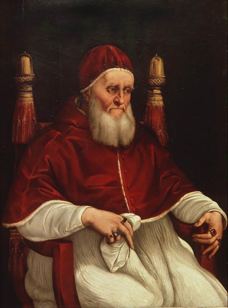 Ritratto di papa Giulio II (c. 1512)