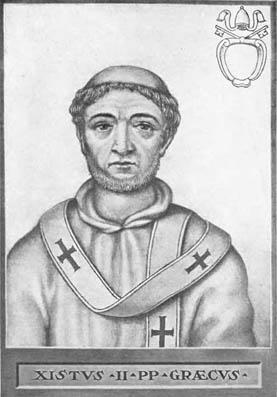 Sixtus II (Papa)