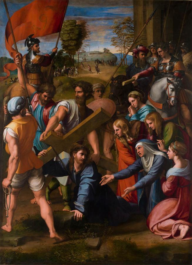 Spasimo di Sicilia (1515-1516)