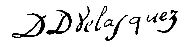 Velázquez_Signatur
