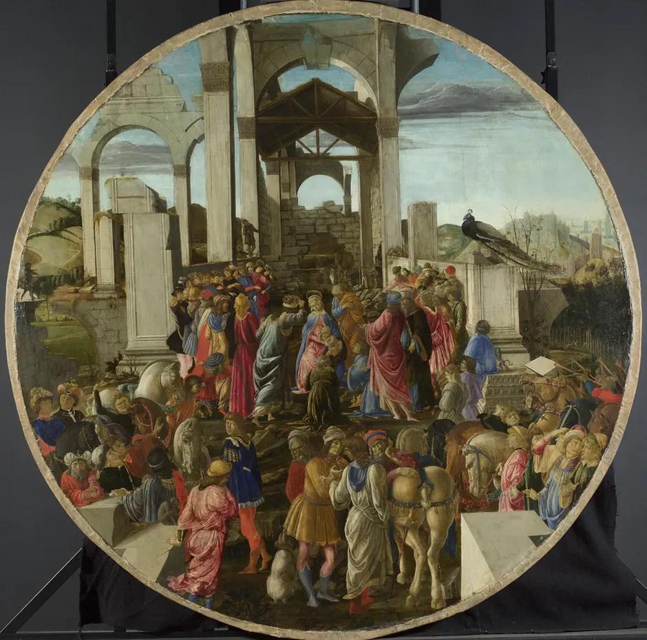 Adorazione dei Magi (1470-1475)