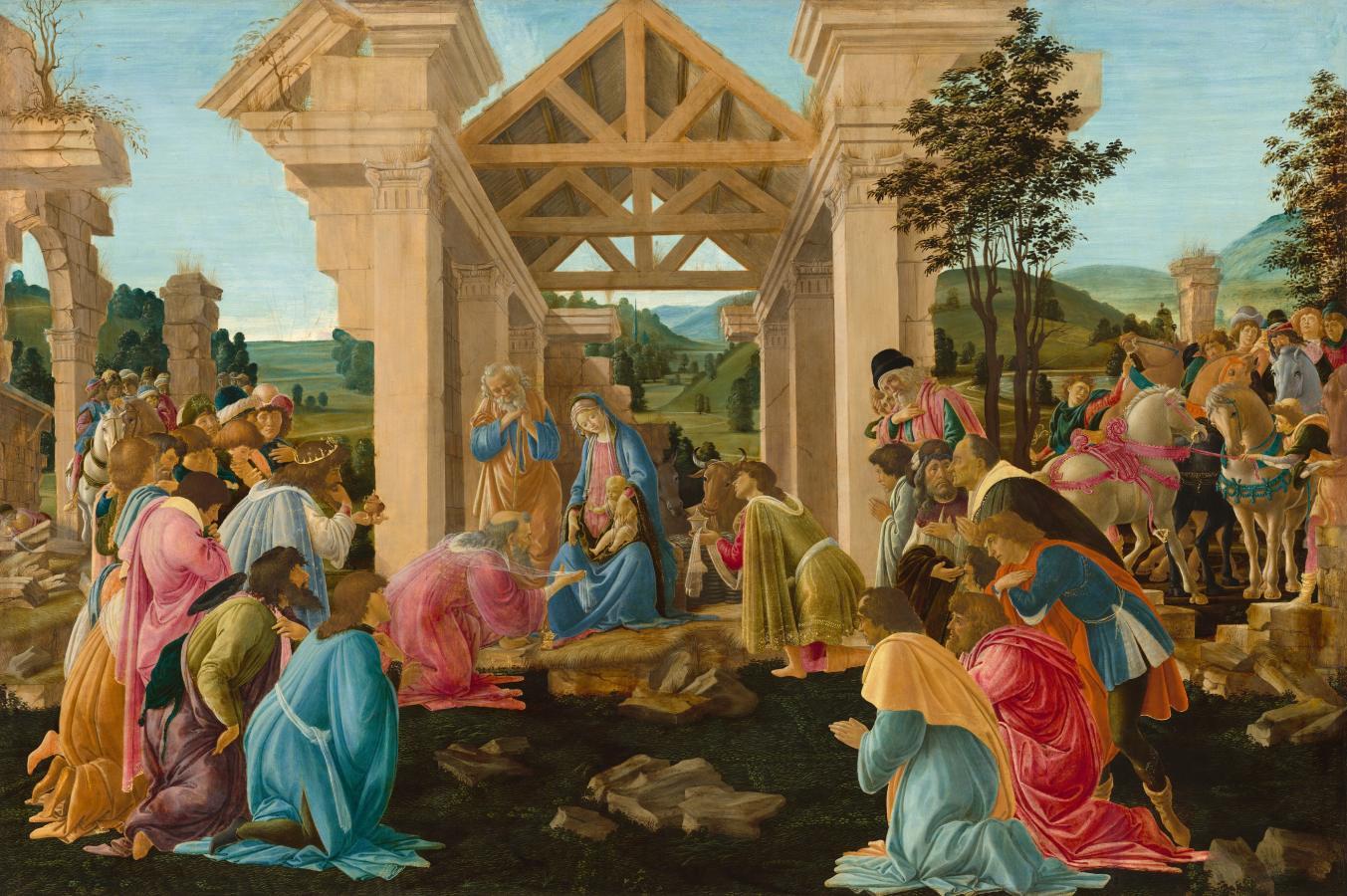 Adorazione dei Magi (1478-1482)