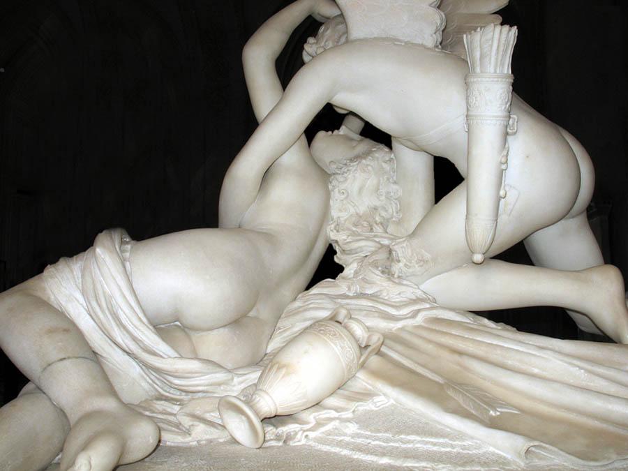 Amore e Psiche che si abbracciano (1787-1793-d-1)