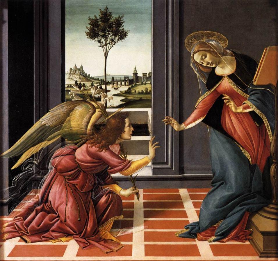Annunciazione di Cestello (1489-1490)