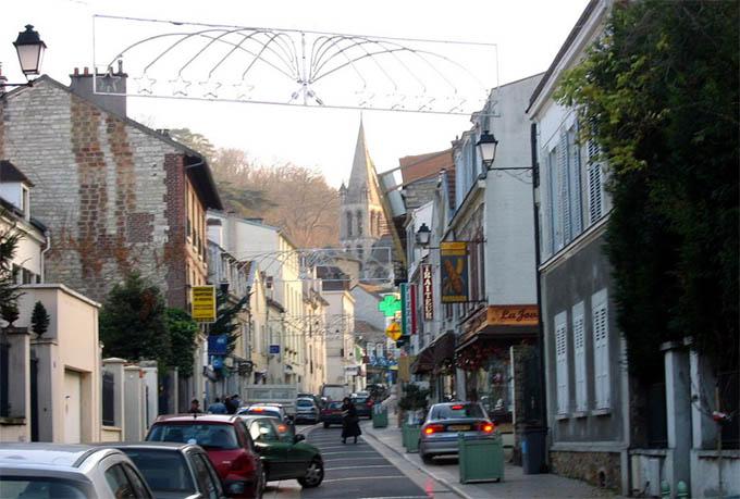 Bougival (France)