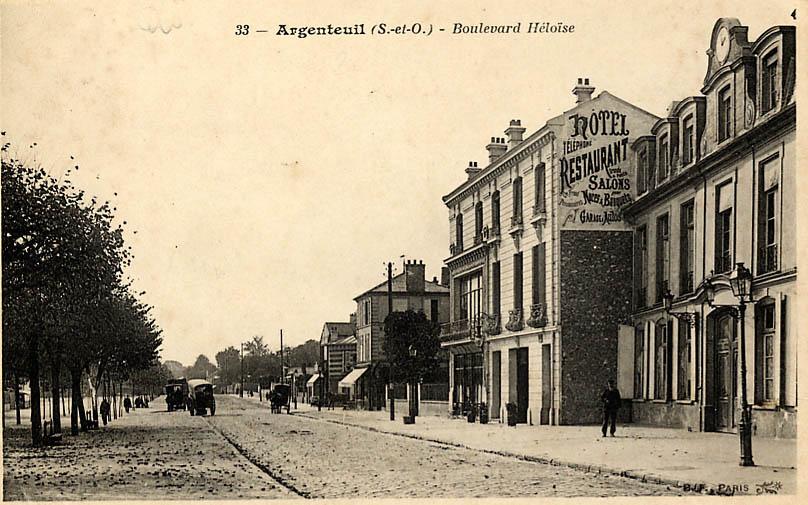 Boulevard Héloïse (Argenteuil)