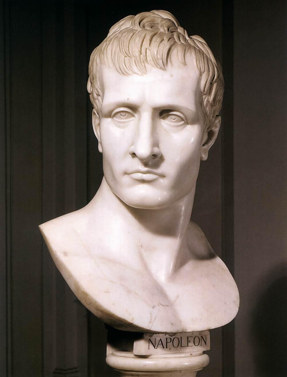 Busto di Napoleone (1803)