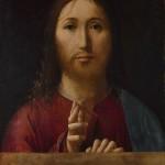 Cristo benedicente (c 1465)