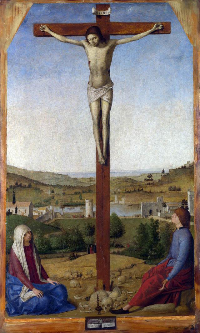 Crocifissione (1475, London)