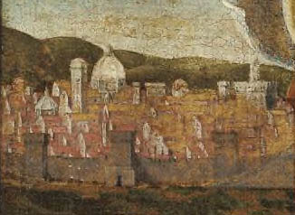 Crocifissione mistica (c 1500-city)