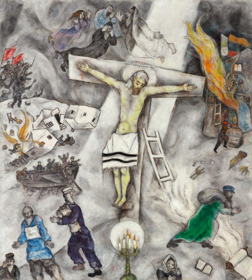 Crucifixion blanche (1938)