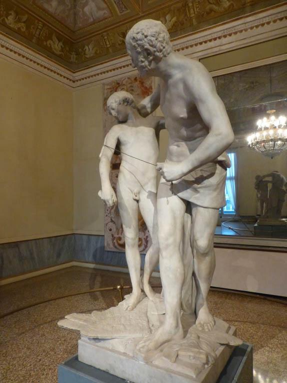 Dedalo E Icaro 1778 1779 The Ark Of Grace