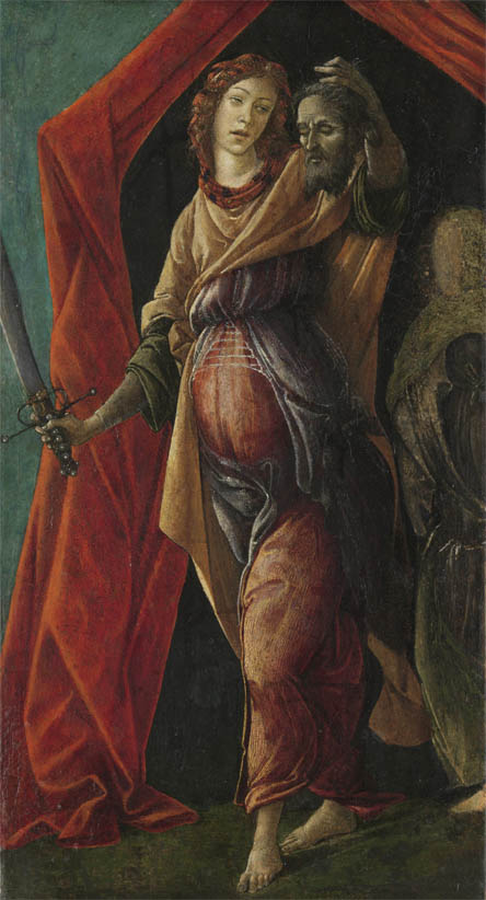 Giuditta con la testa di Oloferne (1497-1500)