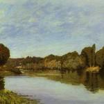 La Seine à Bougival (1873)