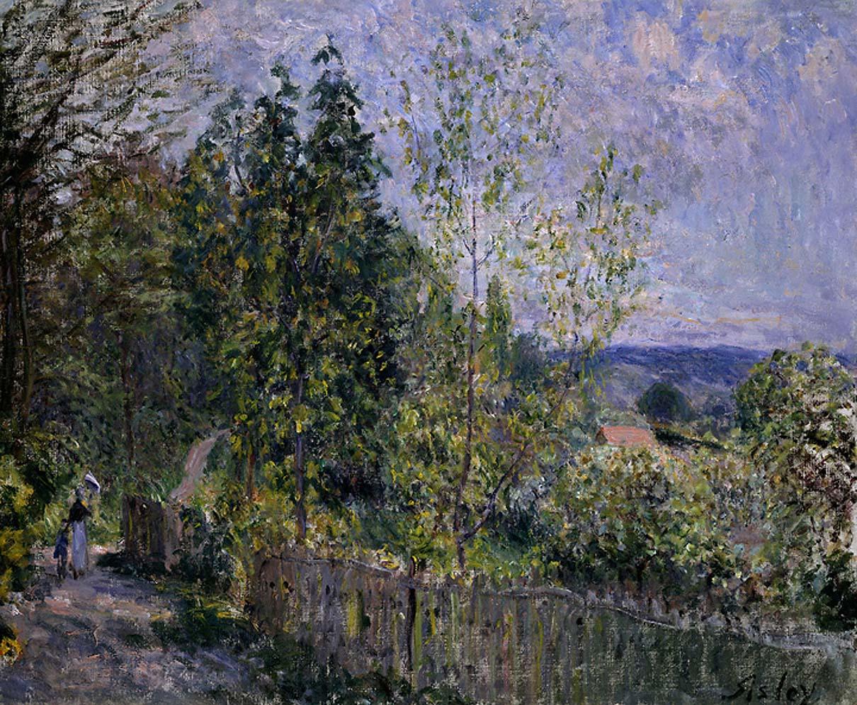 La route dans les bois (1879)