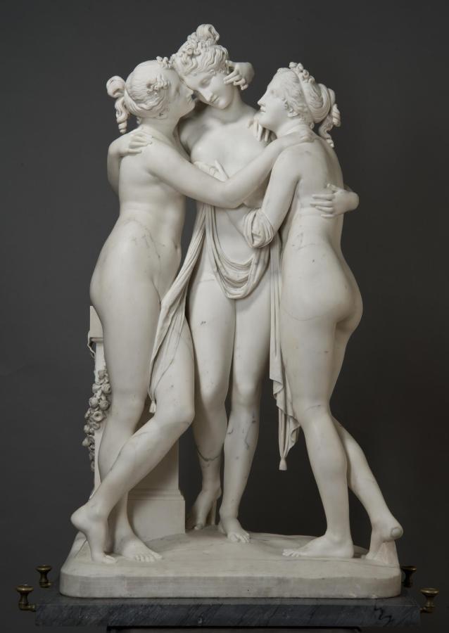 Le tre Grazie (1813-1816)