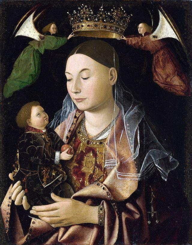 Madonna Salting (1460-1469)