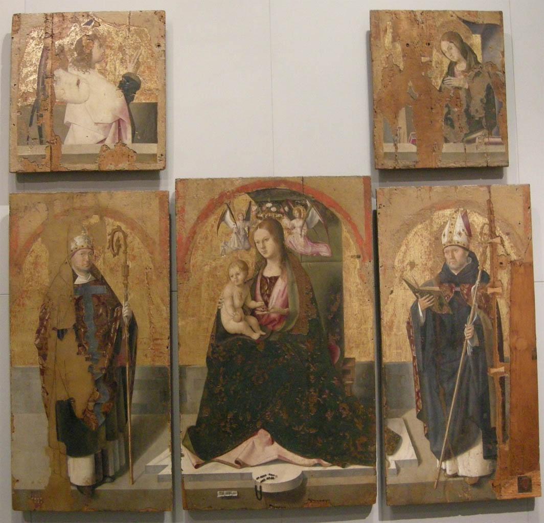 Polittico di San Gregorio (1473)