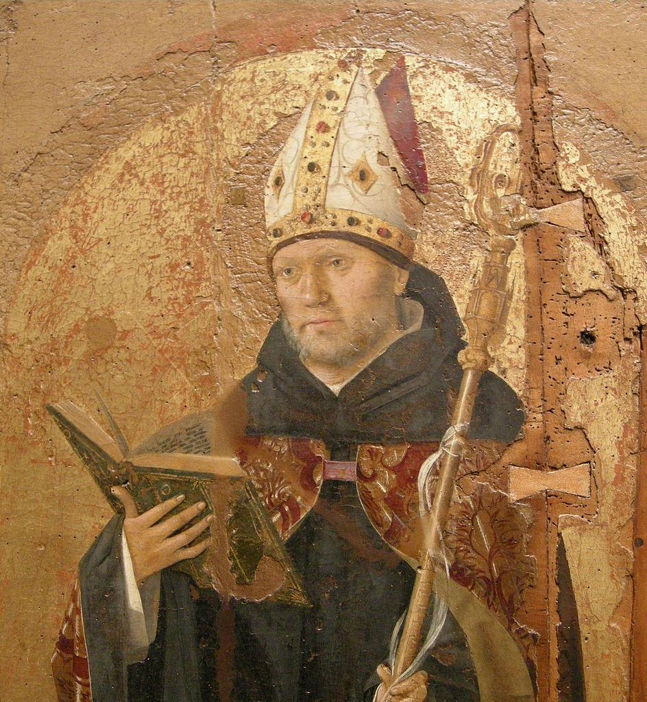 Polittico di San Gregorio (d-St Benedict)