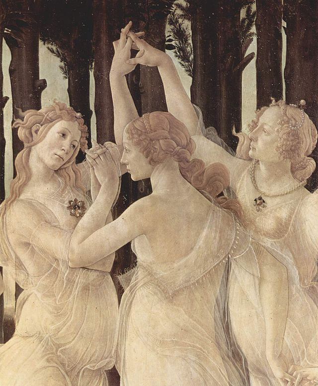 Primavera (Three Graces)