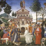 Prove di Cristo (1480-1482)