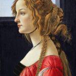 Ritratto di giovane donna (1475-1480)