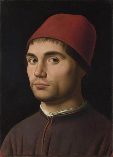 Ritratto d'uomo (1475-1476-L)