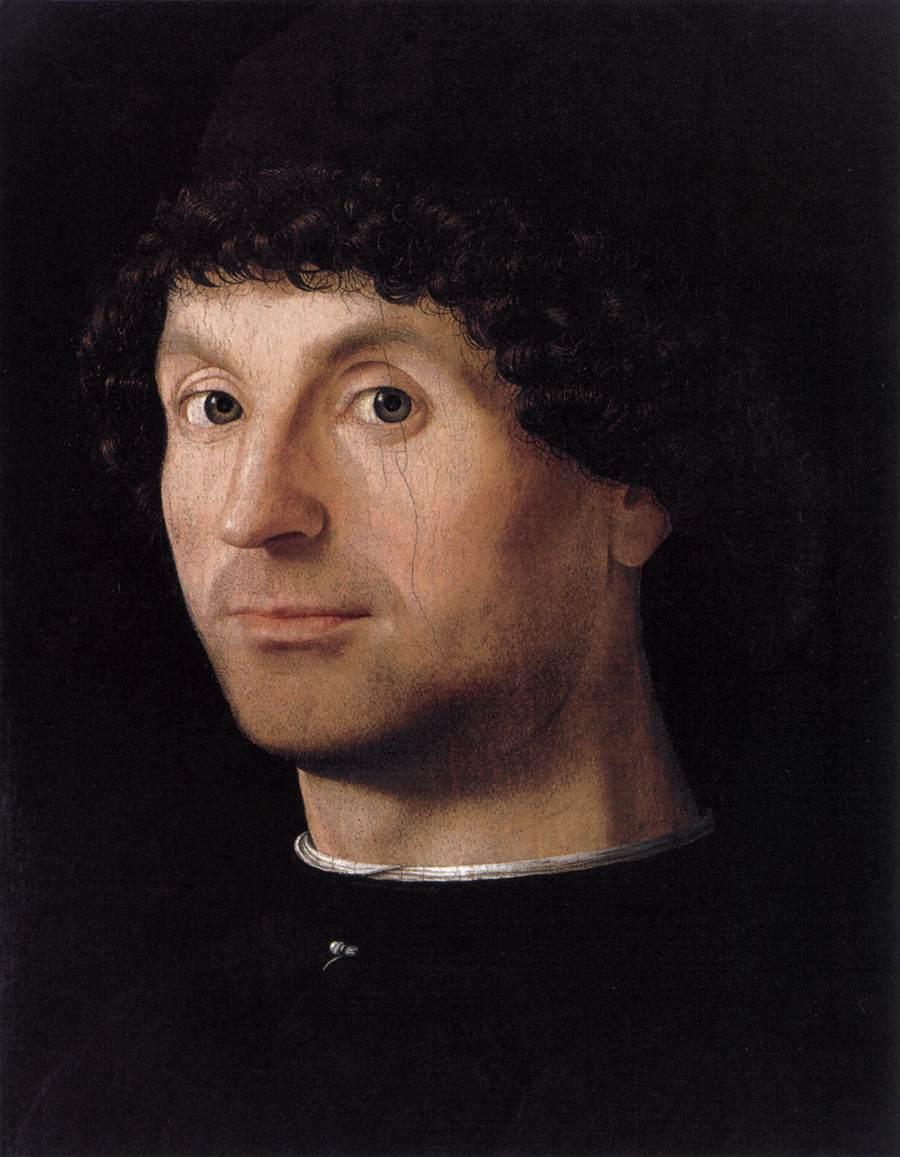 Ritratto d'uomo (c 1472-1476)