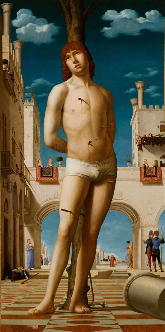San Sebastiano (c 1478)