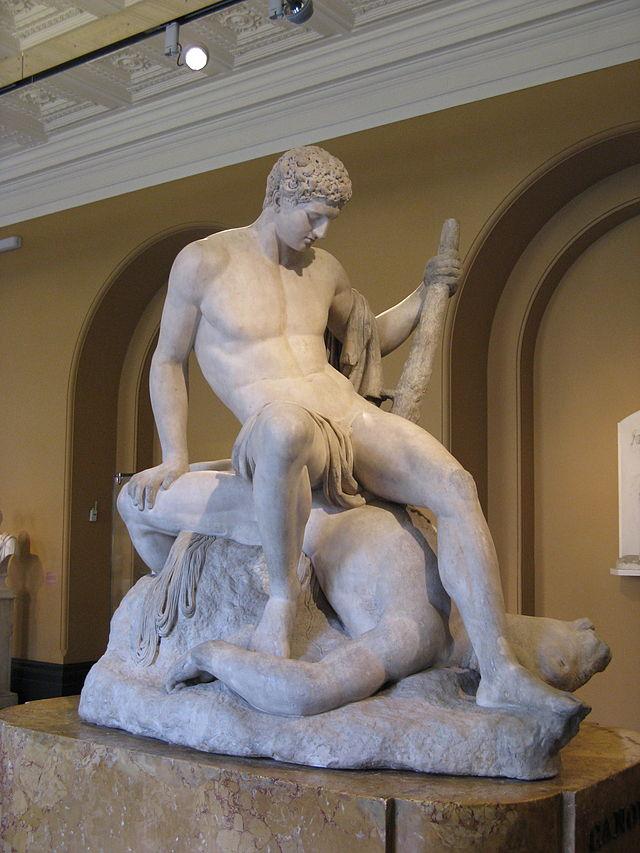 Teseo sul Minotauro (1782-1)