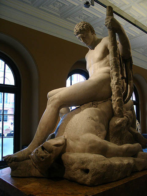 Teseo sul Minotauro (1782-2)