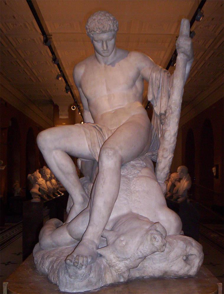 Teseo sul Minotauro (1782)