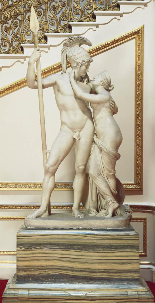Venere e Marte (1817-1822-d-1)