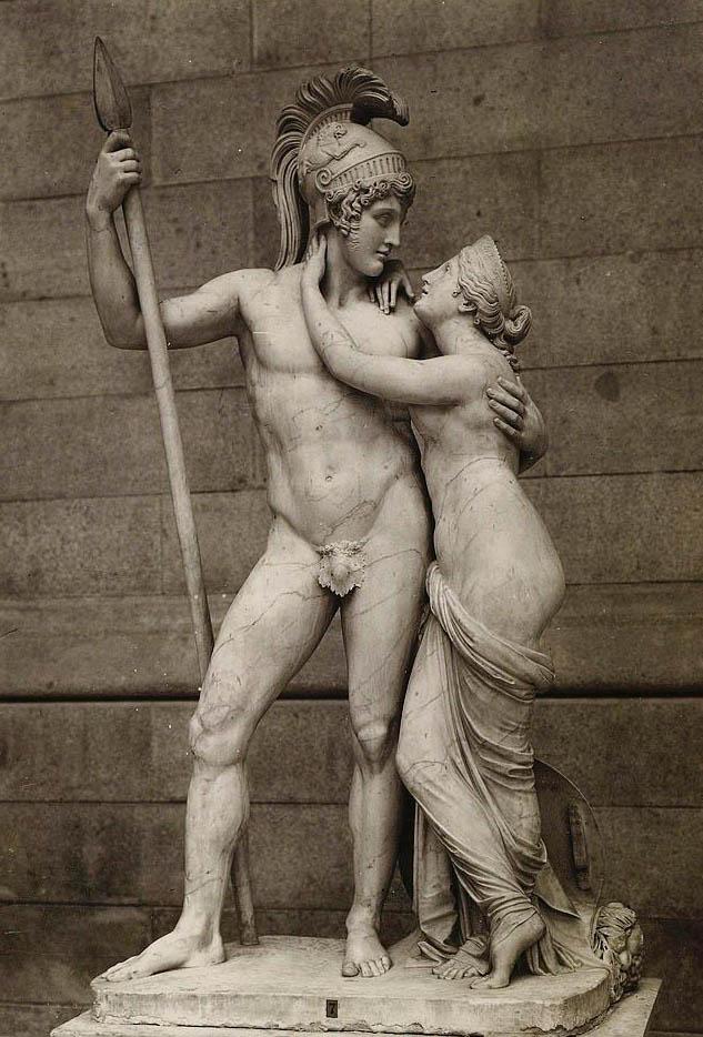 Venere e Marte (1817-1822)
