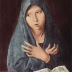 Vergine Annunziata (c 1473)