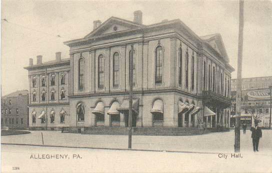 Allegheny City, PA (USA)