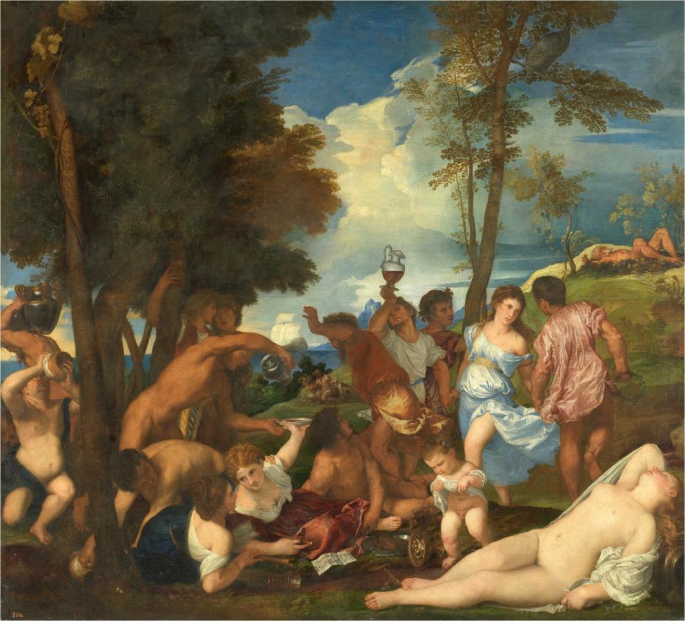 Baccanale degli Andrii (1523-1526)