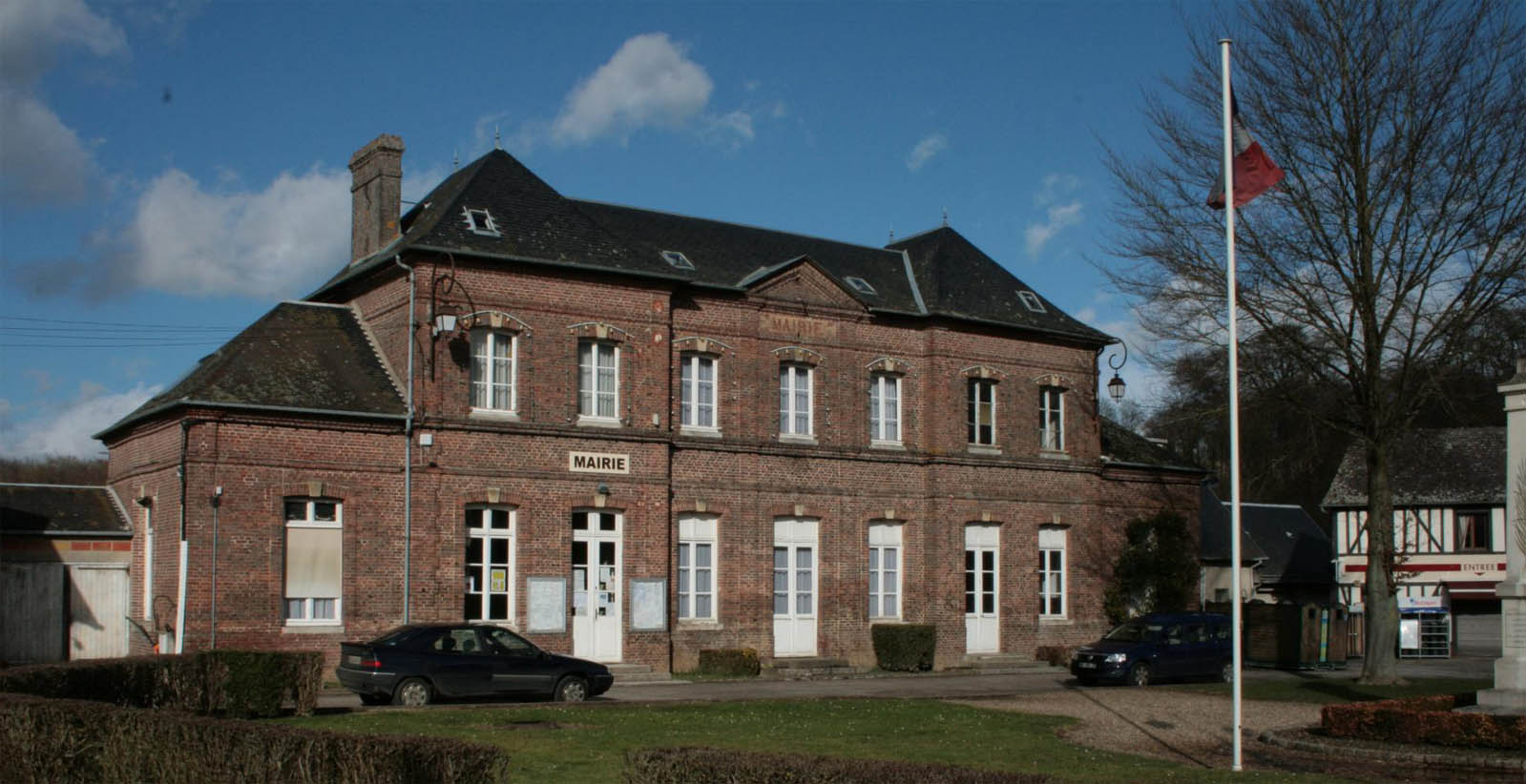 Blainville-Crevon (France)