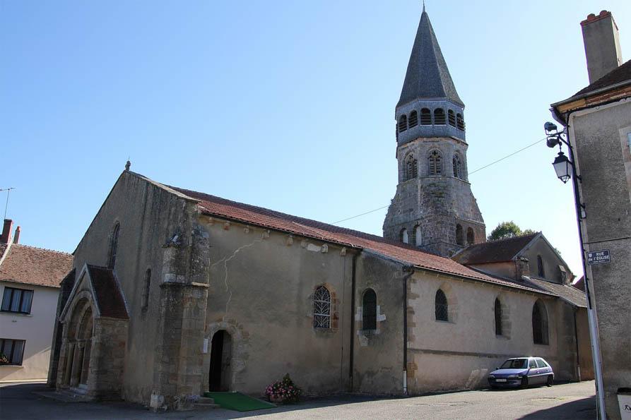 Cérilly, Allier (France)