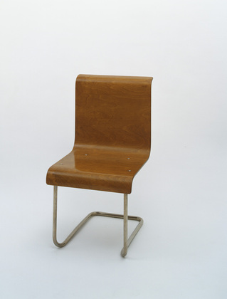 Cantilevered Stacking Side Chair (1930)