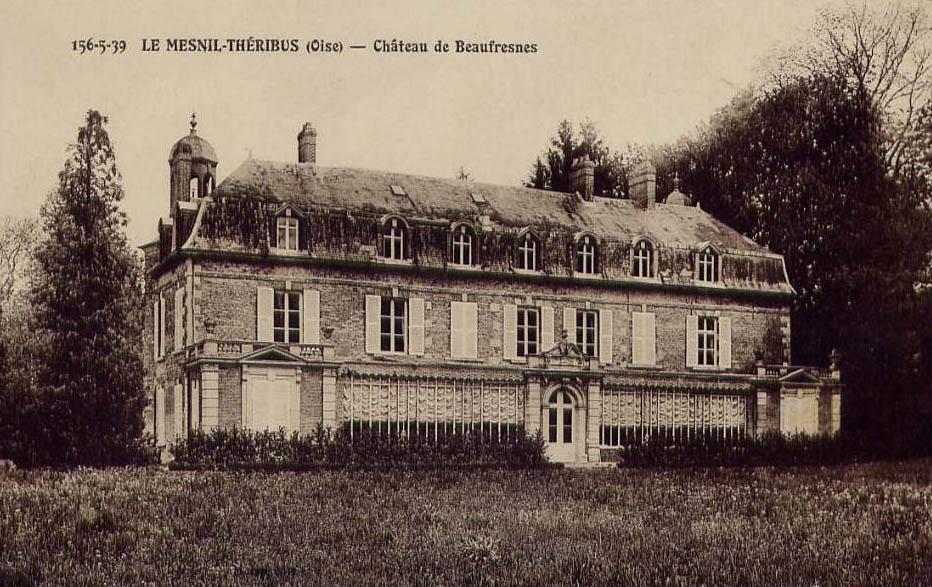 Château de Beaufresne (Cassatt)