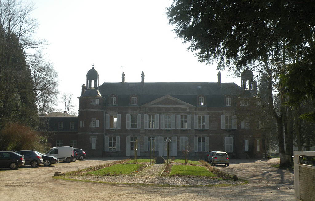 Château de Beaufresne (Le Mesnil-Théribus)